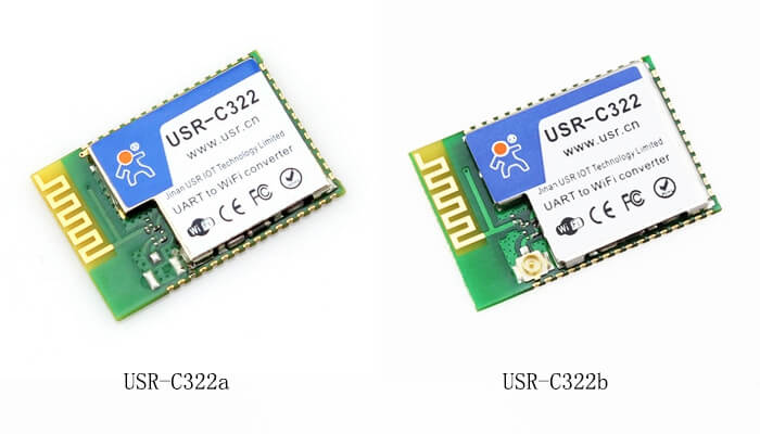 Images of TI CC3200 WiFi Modules