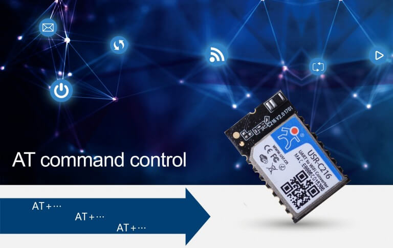 Iot Wifi Modules AT Command Mode