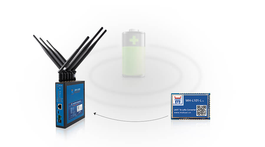 Features of WH-L101-C:  Ultra-low power consumption