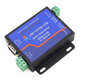 usriot Serial device server, USR-TCP232-410S