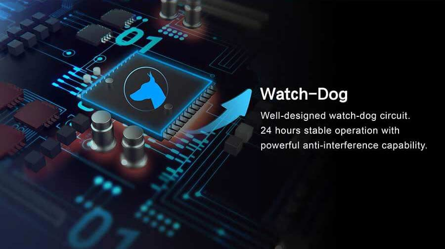 Watch-Dog, Features of Industrial CAN to Ethernet Converter