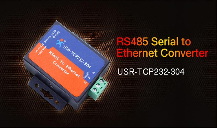 rs485 to ethernet