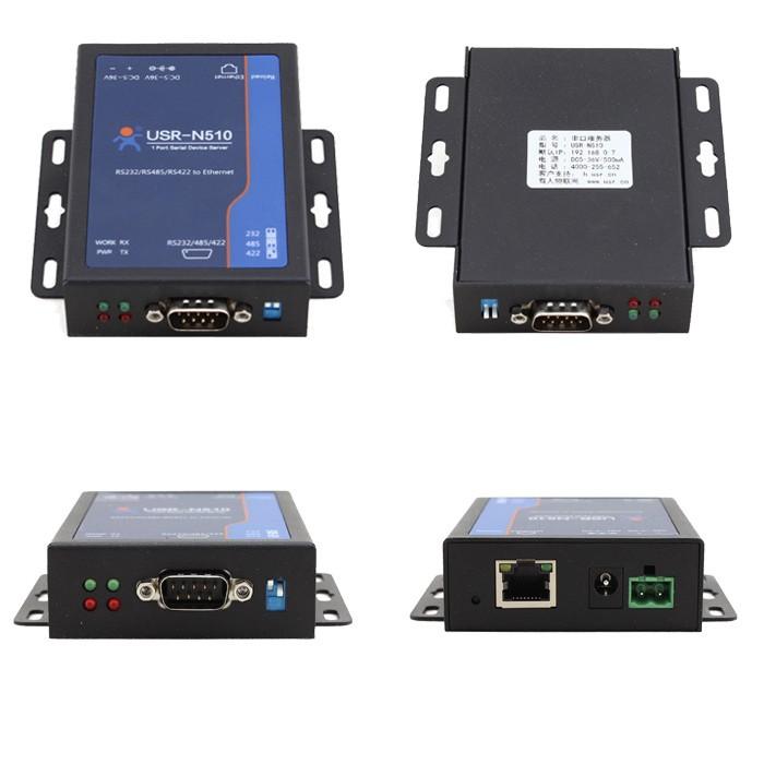 USR-N510-Industrial-modbus-gateway-Serial-RS232