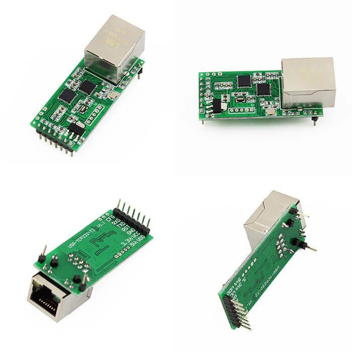 image of usriot's ethernet module USR-TCP232-T2