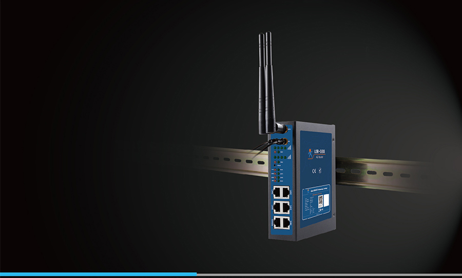 industrial 4g router which is designed for Industrial use