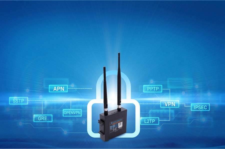 Multi encryption transmissions to ensure safety