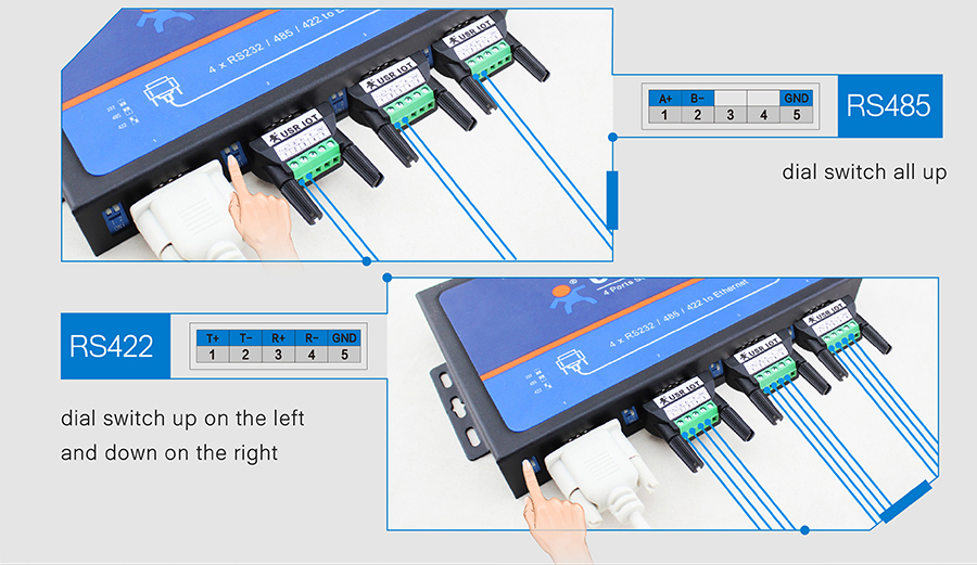 485 to ethernet converter/rs232 to rj45 converter/rs485 to lan converter/rs422 to ethernet converter (Default Port: RS232 DB9 male port)