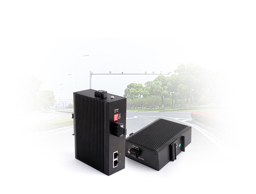 Application of ndustrial ethernet switch USR-SDR021: Intelligent transportation network transmission