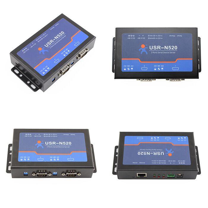 serial to ethernet converter USR-N520