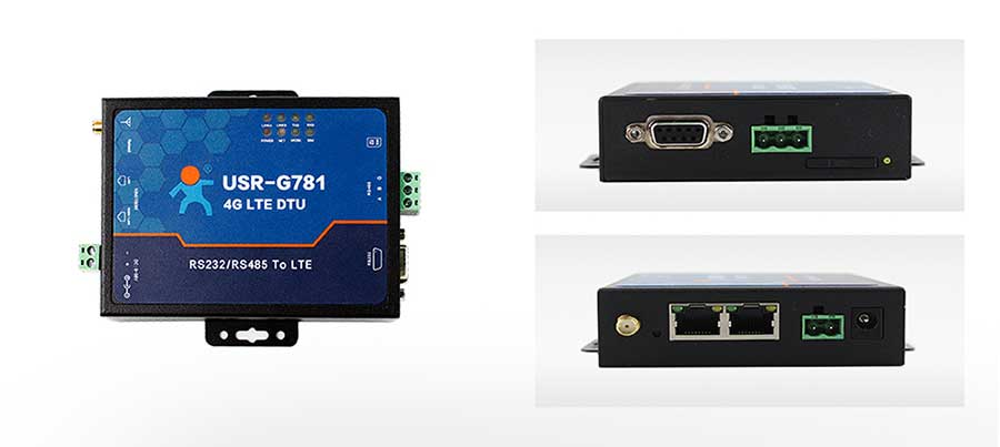 4G LTE router and 4G LTE modem