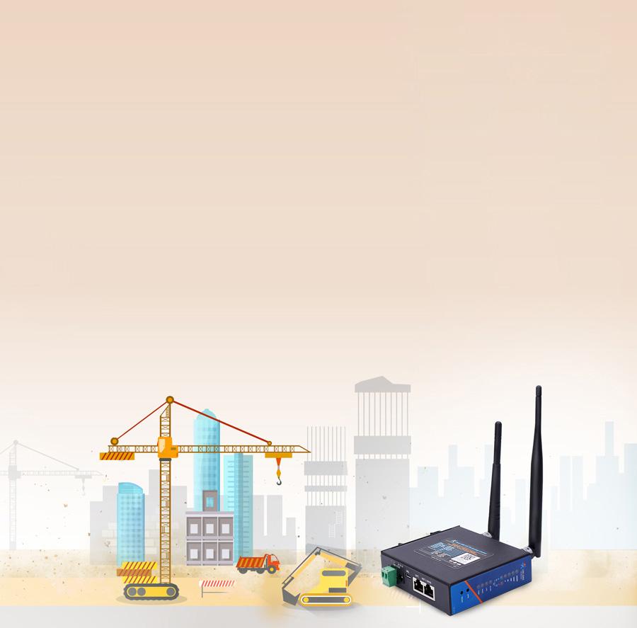 Environmental monitoring transmission
