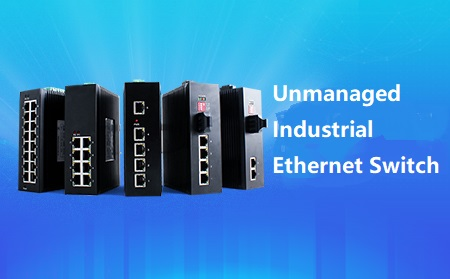 USRIOT Has Launched Unmanaged Industrial Ethernet Switches