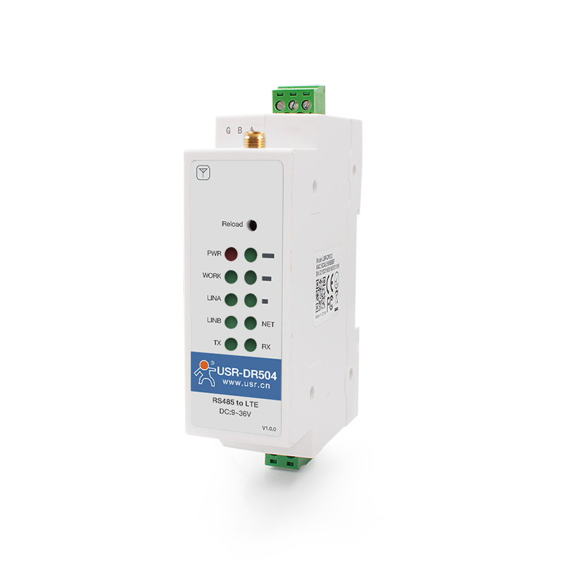 Din Rail RS485 Cellular Modems