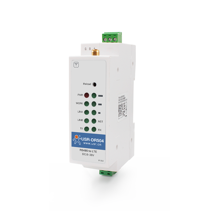 Din Rail Mounted RS485 Industrial Cellular Modems | Compact Celluar Modems
