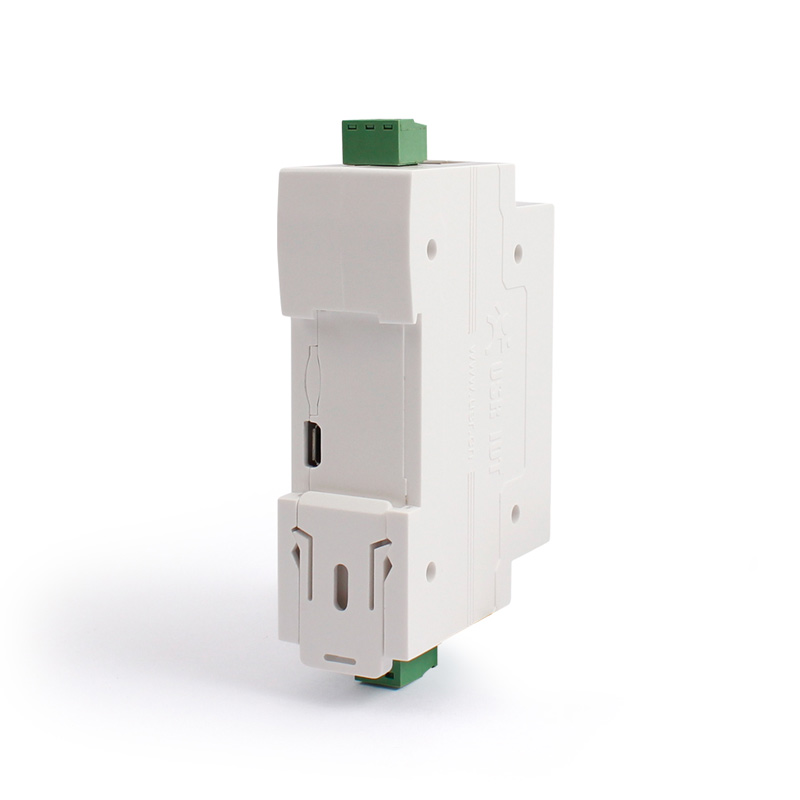 Din Rail serial to ethernet converters