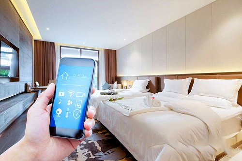 Case of Intelligent Hotels