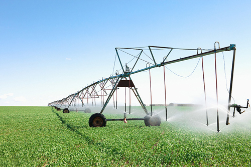 Application in Agricultural Water Saving Irrigation