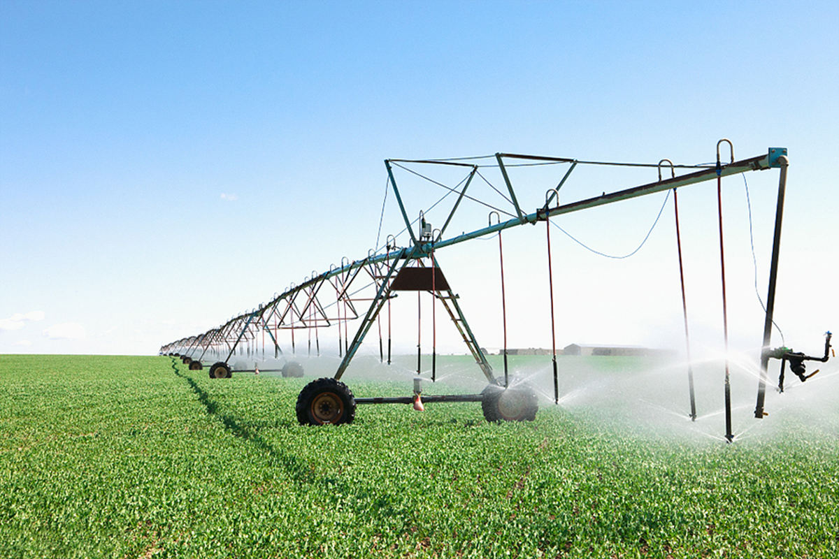 Tarımsal Su Tasarruflu Sulamada Uygulama