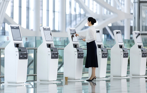 Networking Solutions to the Self-service terminals