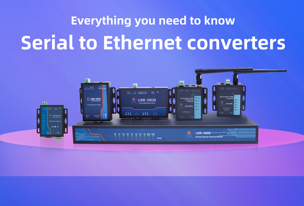 Everything You Need to Know Serial to Ethernet Converters