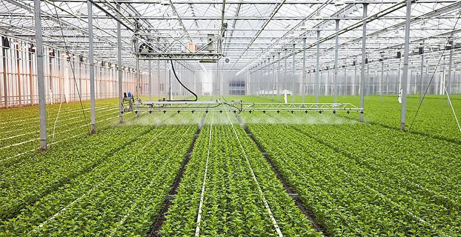 LTE Cat 1 Modem - Application in Smart Agricultural Greenhouses